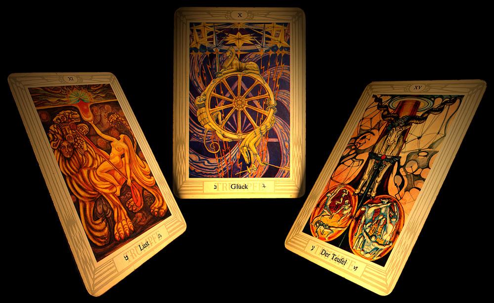 магия карт таро