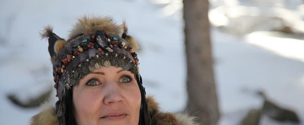 Алла Громова, шаманка, исцеление