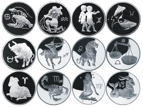 Амулеты для разных знаков зодиака