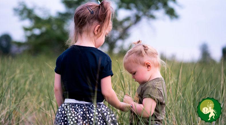 здоровые дети