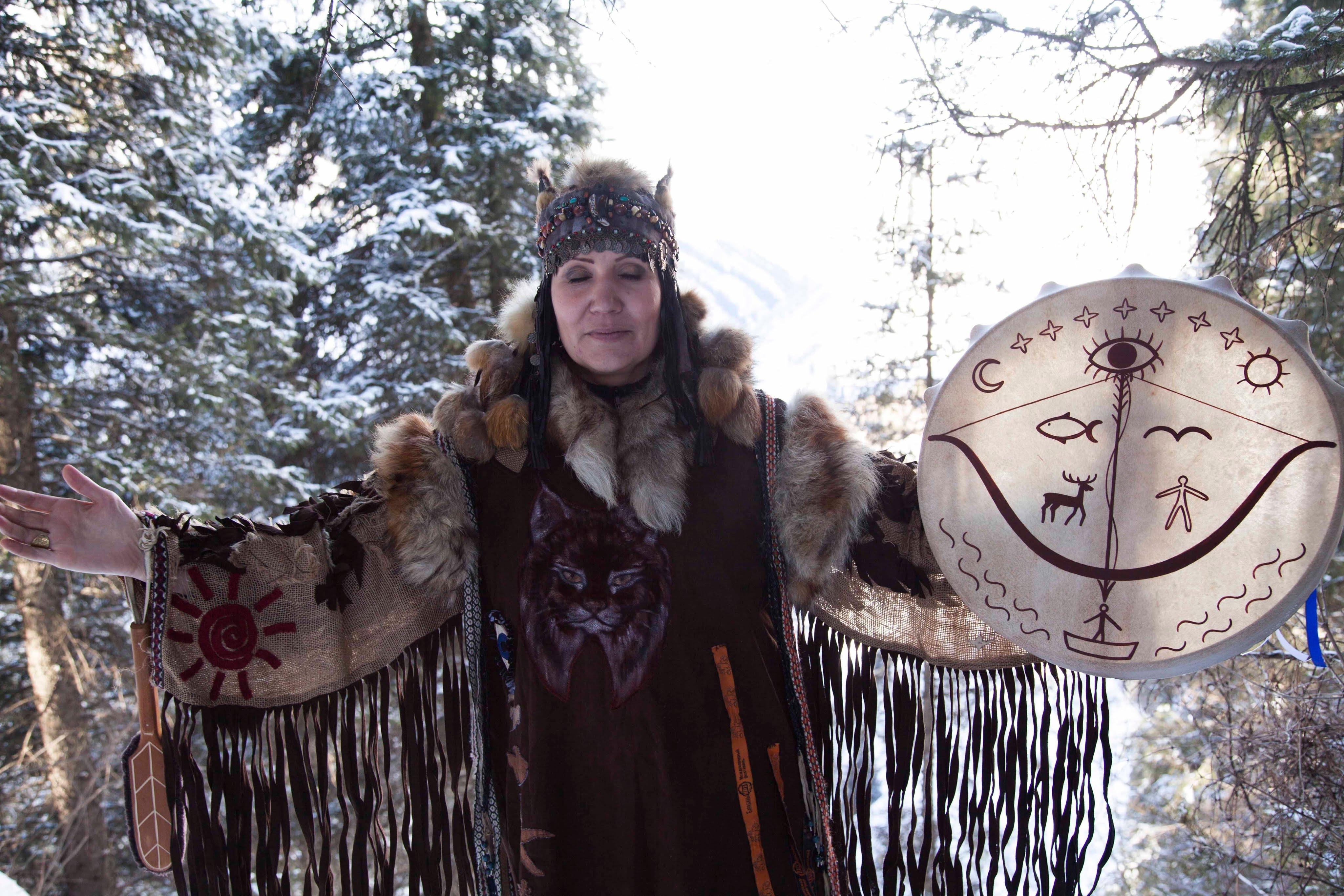 сибирский шаманизм