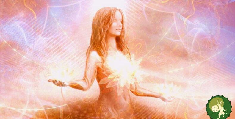наполнение женской энергией