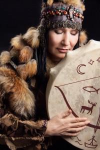 Сибирская шаманка